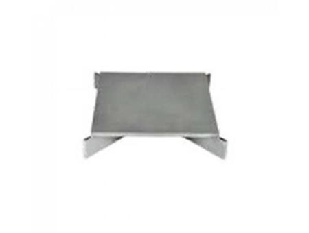 Решетка пластинчатая/плитная из нержавеющей стали