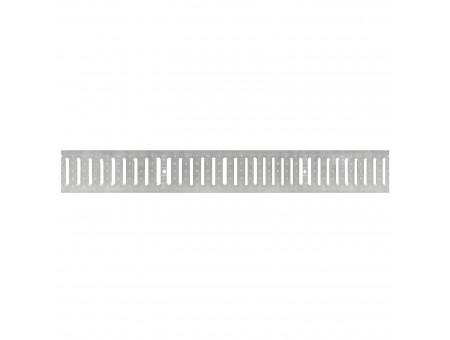 Решетка штампованная оцинкованная DN100 A15