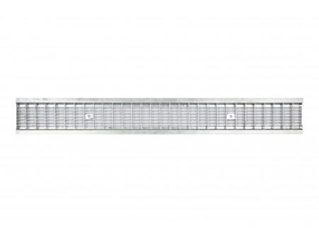 Решетка сварная оцинкованная DN100 В125