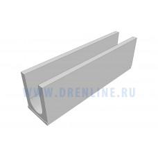 Лоток водоотводный бетонный DRENLINE Standart DN150 h255