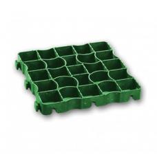 Газонная решетка Eco Super GE50 - пластиковая зеленая
