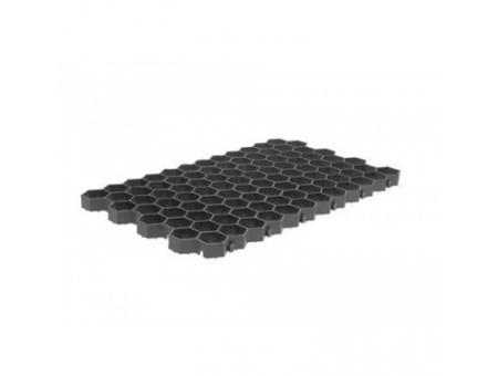 Газонная решетка - пластиковая черная