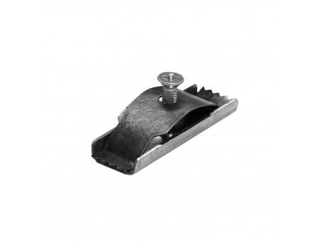 Крепеж решетки стальной стандартный DN100